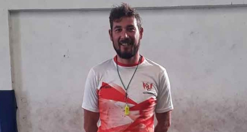 Renzo Yedro; 'Casariego es un club que esta creciendo mucho tanto en lo deportivo como en lo social'