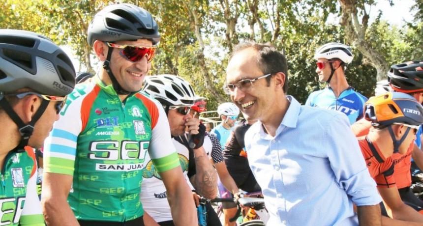 Tras la 1° etapa de la Vuelta al Centro de la Provincia Juan Pablo Dotti es 2° en la general