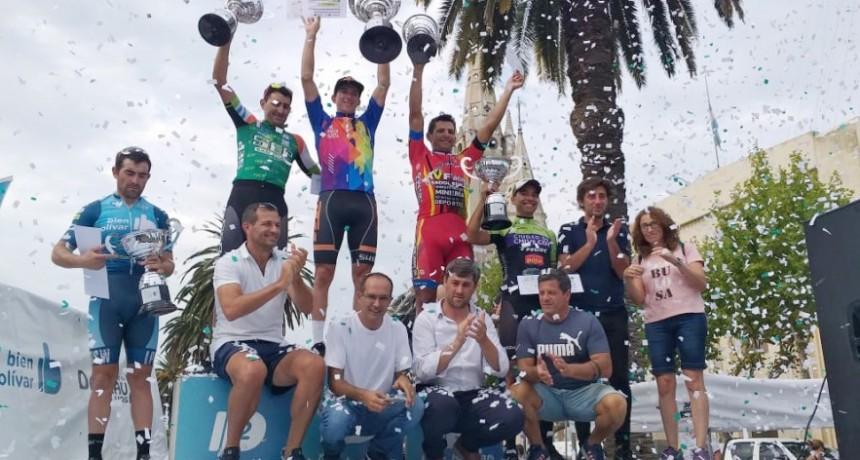 El Negro Dotti se consagró en su casa; Subcampeón de la Vuelta al Centro de la Provincia (Audios)