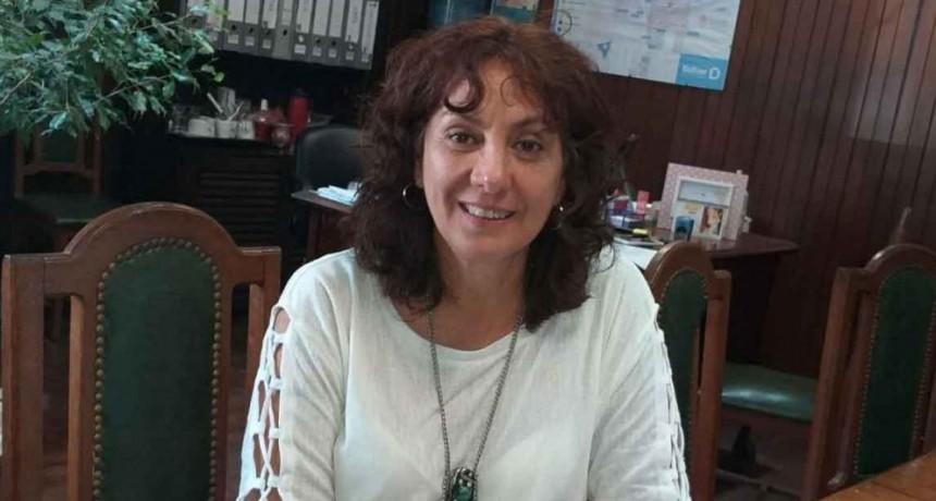 Mary Jofre; 'Hay que comprender que no todo estado gripal responde a este virus, pero hay que estar muy atentos'