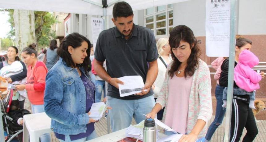 Comenzó la entrega de la Tarjeta Alimentar en Bolívar