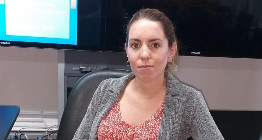 Marina Grand; 'Pedimos que ante estos síntomas en lo posible no concurran al hospital, lo más importante para el no contagio es el aislamiento'