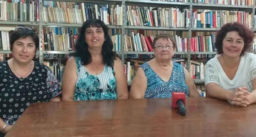 La Biblioteca Alcira Cabrera te necesita; Sumándote a la campaña de socio ayudas a que pueda salir adelante