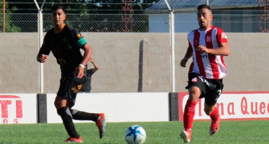 Los rivales del Club Ciudad, empataron sin goles
