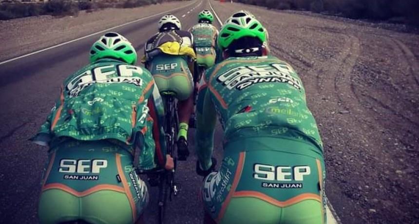 Ciclismo; El SEP ausente en Chiloe