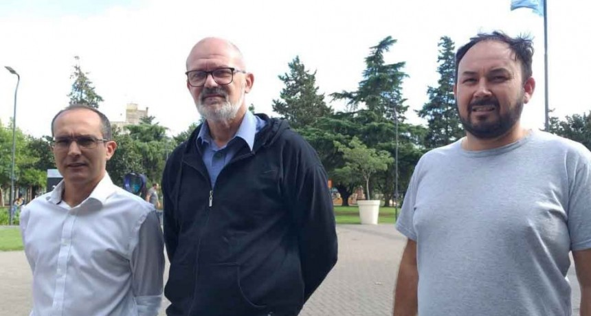 Marcos Pisano; 'Es importante comprometernos, cuidarnos a nosotros y cuidar al otro siendo responsables como vecinos'