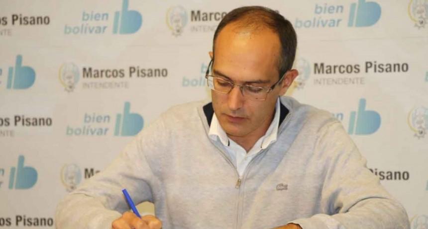 Pisano dispuso sanciones para quienes incumplan el aislamiento obligatorio