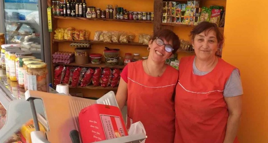 'Fiambrería y Quesería Lólo' reabrió sus puertas en un renovadísimo local