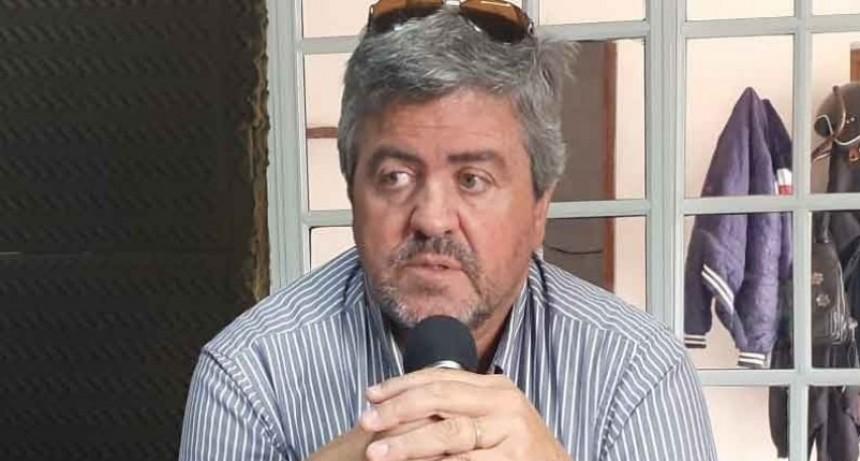Fernando Alzueta; 'Hay que desprenderse del egoísmo, ya habrá tiempo para discutir otras cuestiones que hoy no son prioridad'