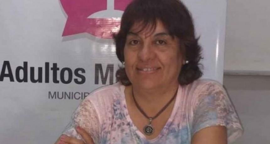 Nancy Álvarez; 'Cuidemos a nuestros adultos mayores, evitemos el contacto directo'