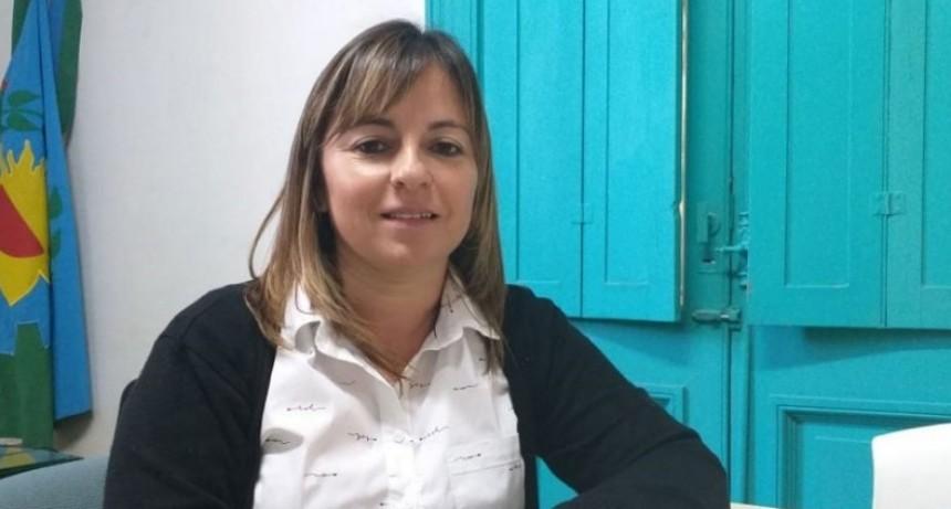 Lorena Gallego; 'Es el gran desafío de la gestión y el equipo garantizar la alimentación de todos los que lo necesiten'