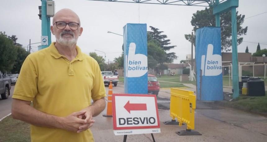 Mariano Sarraua; 'Lo que queremos hacer es cuidar a todos y cada uno de los vecinos'