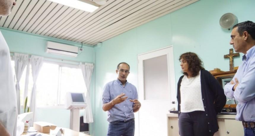 Por decisión del intendente municipal se efectivizó la adquisición de dos nuevos respiradores para el Hospital M. Capredoni