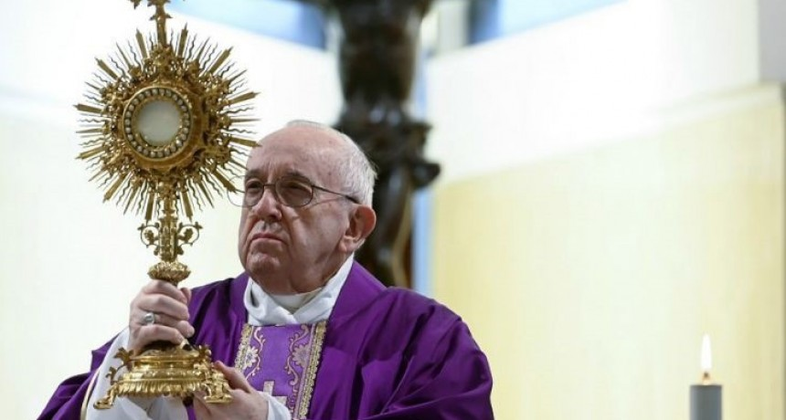 El Papa concederá la indulgencia plenaria en una oración por el fin de la pandemia