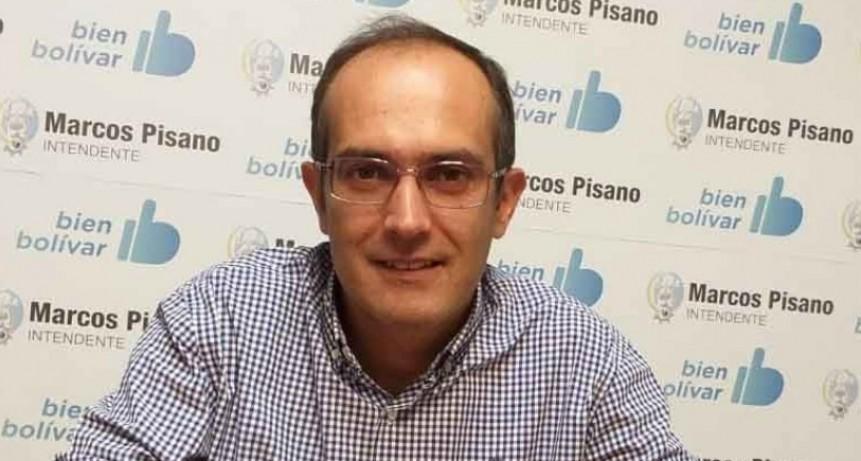 Marcos Pisano; 'Estamos actuando con compromiso poniendo como prioridad a la salud pública'