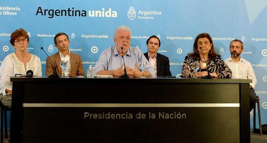 Ginés González García: 'Los expertos consideran que hay que prorrogar el aislamiento'