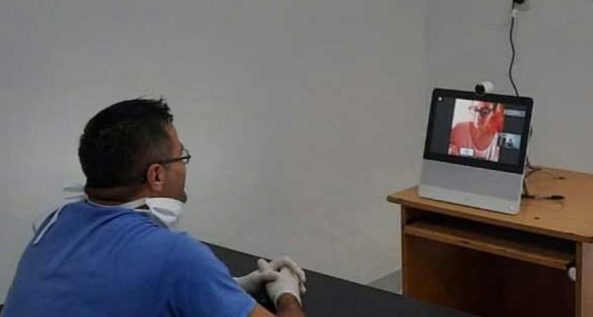 Visitas virtuales en las cárceles bonaerenses