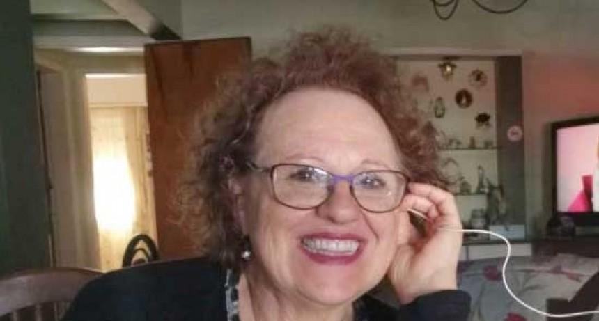 Norma Santos; 'En Bolívar hay gente muy solidaria que colabora con el hogar'