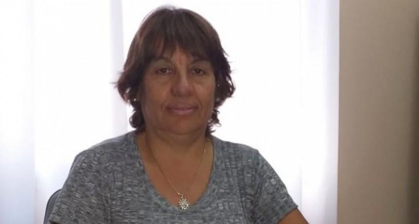 Nancy Álvarez; 'Comprendemos la ansiedad que genera esta situación, pero queremos que se queden tranquilos que los vamos a atender a todos'