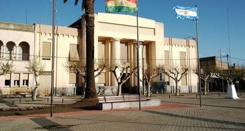 La municipalidad solicitó a las entidades bancarias la adecuación de las medidas de seguridad e higiene
