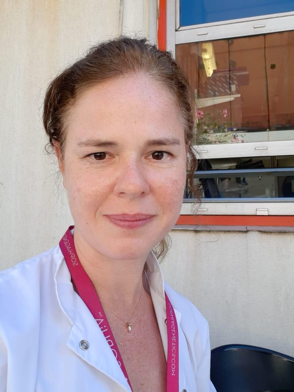 """Paula Aulicino (Investigadora del CONICET) : """"Hasta el momento hemos detectado variantes de Manaos, Río de Janeiro y Gran Bretaña, si bien están aisladas y monitoreadas, debemos tenerlas en cuenta"""""""