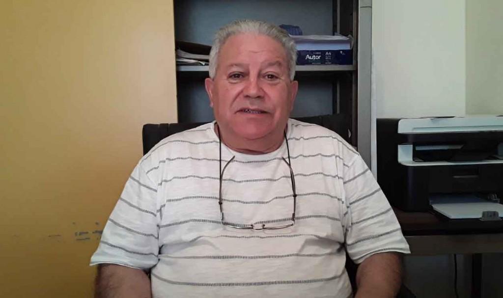 """Juan Carlos Cuscó: """"Podría ingresar El Fortín representando a La 140 si existe el consenso de los delegados de los clubes"""""""