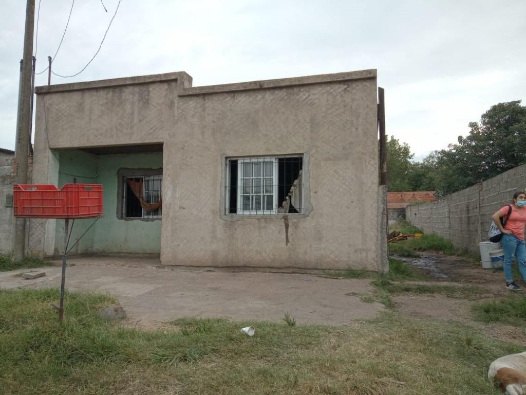 Este domingo: se registró un incendio en una vivienda de barrio Las Lomitas