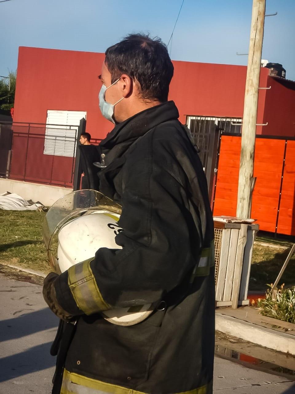 """Alejandro Bersani: """"Fueron horas intensas de trabajo, donde no podemos cometer errores, por suerte tenemos la gente indicada para el servicio"""""""