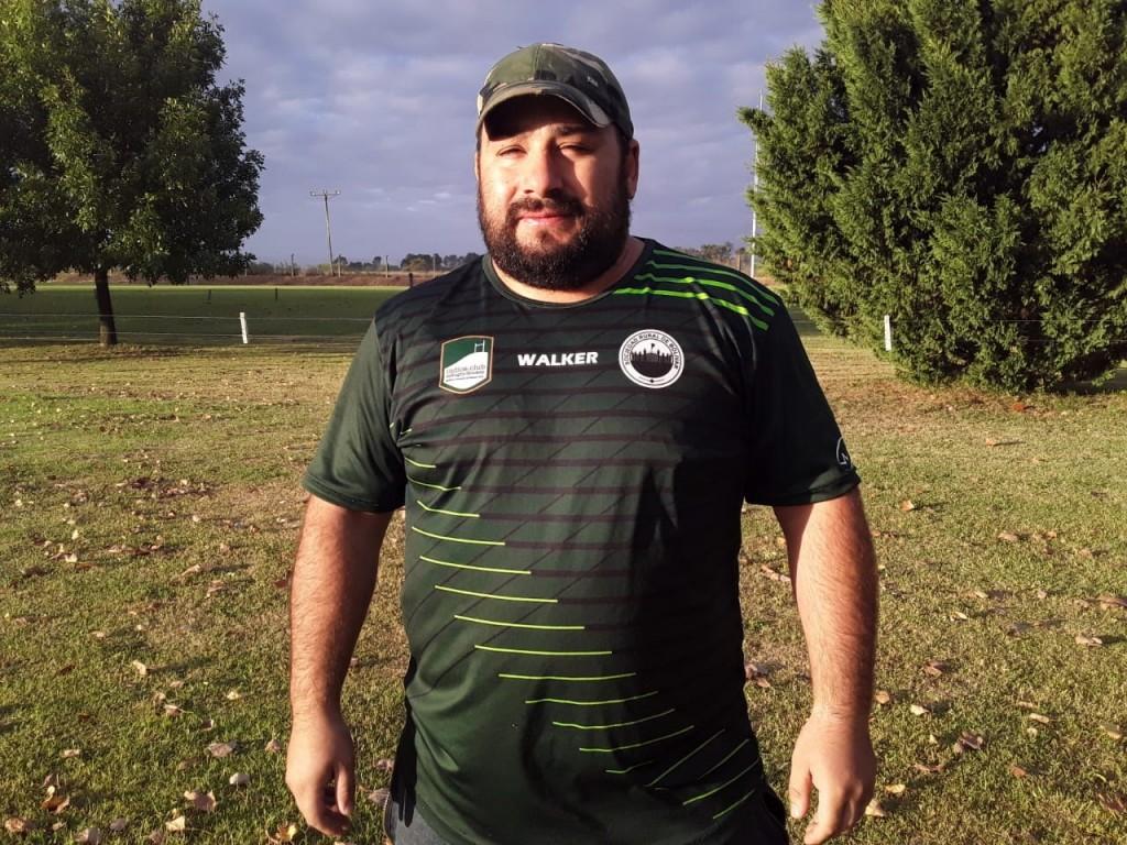 """Nicolás Martínez: """"Necesitábamos volver a entrenar, estamos ansiosos por arrancar, fue un año que juntamos un montón de ganas"""""""