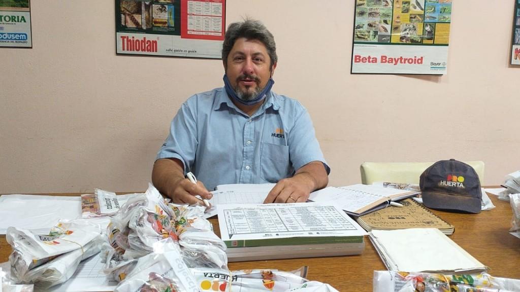 Se viene la entrega de semillas de INTA Pro-Huerta