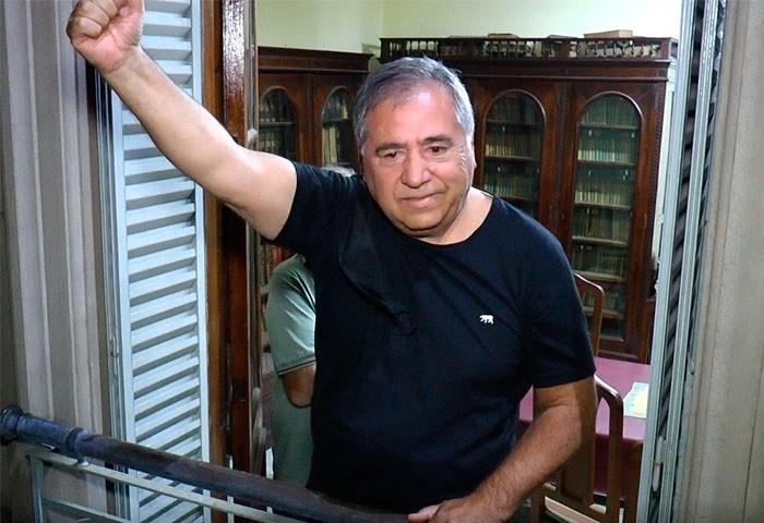 Daniel Salazar ganó la elección interna de la UCR