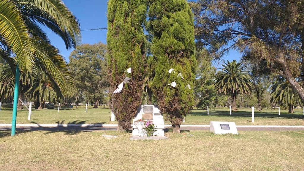 Plantamos Memoria: Se realizó un Acto en el Día de la Memoria, Verdad y Justicia