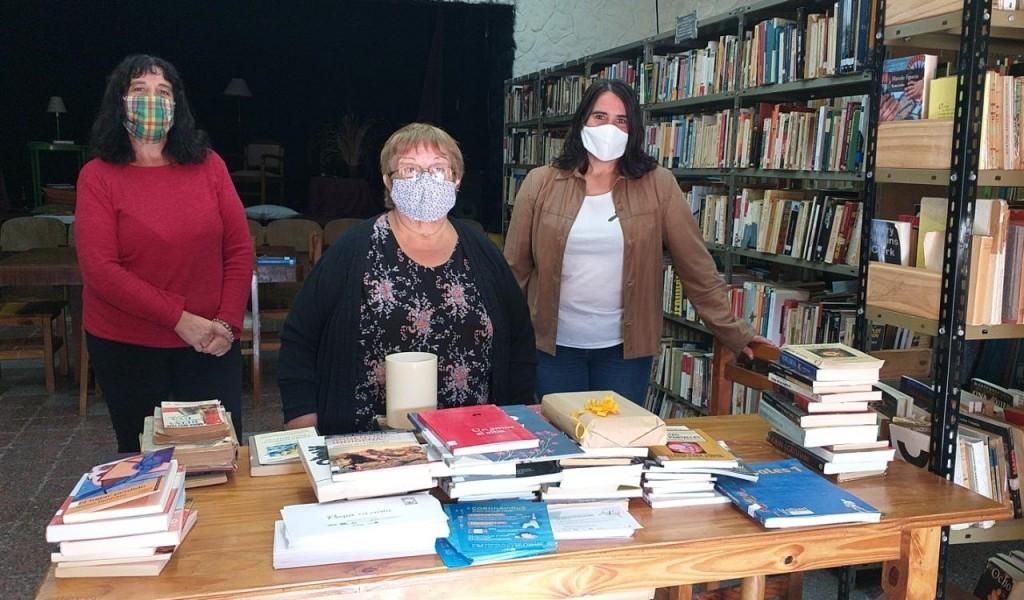 Biblioteca Alcira Cabrera: Se realizó el sorteo entre los socios con cuota al día