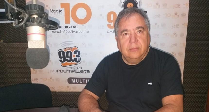 """Daniel Salazar: """"El desafío no es lograr ser presidente, sino conseguir la unidad para recuperar el municipio en 2023"""