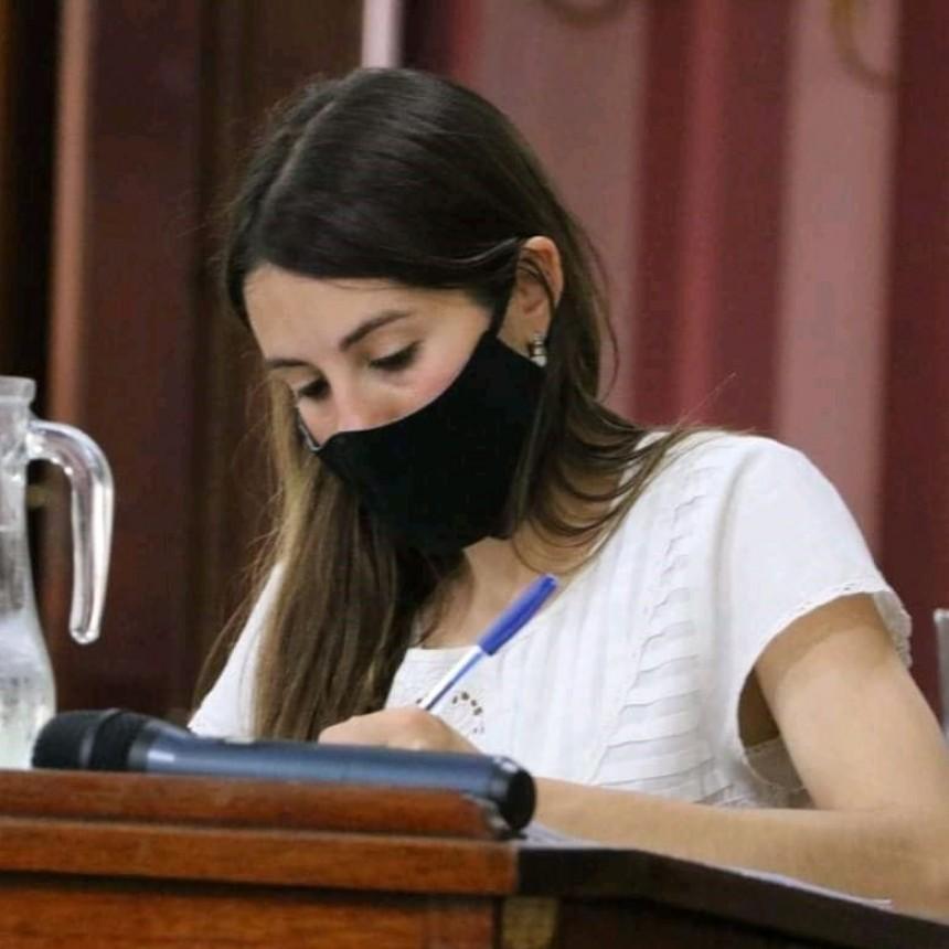 """Laura Rodríguez: """"Nada se construye sin memoria y sin justicia"""""""