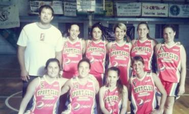 La primera femenina de Sport Club debutó con un triunfo en Olavarría