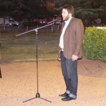 Acto por el sexto aniversario del fallecimiento del Dr. Raúl Alfonsín