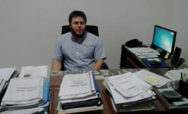 """Elías Choren: """"Tendría que analizar quien me lo propusiera y el proyecto político para aceptar una concejalía"""""""