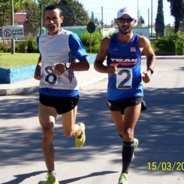Maratón Malvinas en Olavarría: Ganaron Cecilia Fernández y Ramiro Ponce