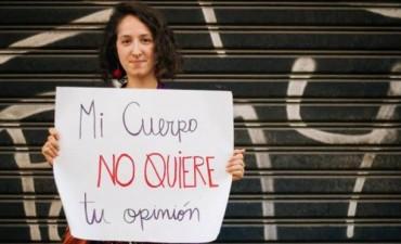 Hasta el 13 de abril se celebra en todo el mundo la Semana Internacional Contra el Acoso Callejero