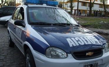 Una persona fue detenida en Barrio Vivanco