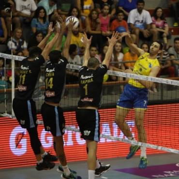 Personal Bolívar perdió el primero y hoy lunes 13 juega el segundo partido de la Final frente a UPCN