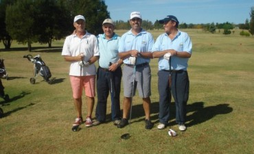 Se realizó el Torneo Kevingston de Golf