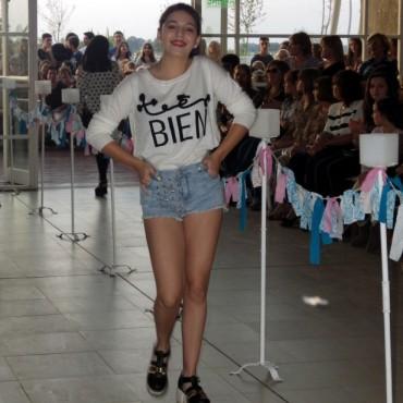 Éxito total para el primer Desfile Moda-Show del Club Ciudad del 2015
