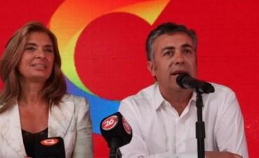 Sanz pidió un frente nacional como el que triunfó en Mendoza, pero Macri le puso un freno