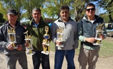 Se realizó el Tercer Concurso de Pesca en la Laguna