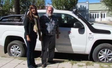 """Proximamente se pondrá en marcha la Estación Experimental """"Don Domingo y Doña María Barnetche"""", del INTA en Bolívar"""