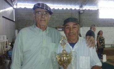 Tres bolivarenses ganaron en sus categorías en el Torneo de Tejo de la ciudad de Trenque Lauquen