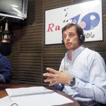 """Bucca: """"Me gustaría que la oposición se ocupe de construir una propuesta superadora a lo que se está haciendo"""""""