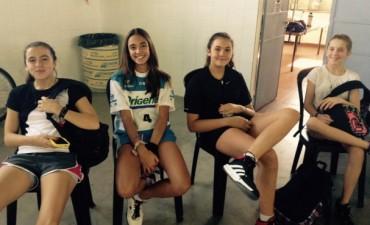 Cuatro jugadoras de Sport Club en la preselección de Olavarría